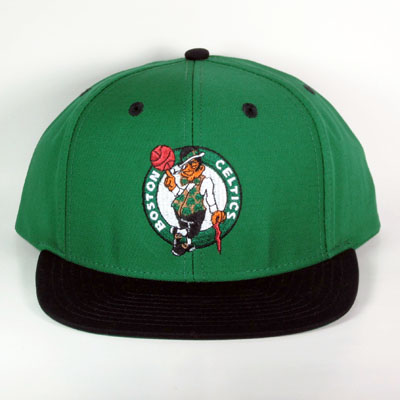 Boston Celtics Snapback Cap