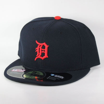 Detroit Tigers Rd New Era 59Fifty