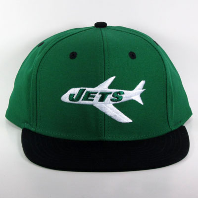 New York Jets Snapback Cap