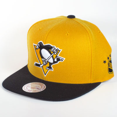 Pittsburgh Penguins Mitchell & Ness  Snapback