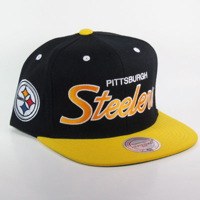 Pittsburgh Steelers Mitchell & Ness  Snapback
