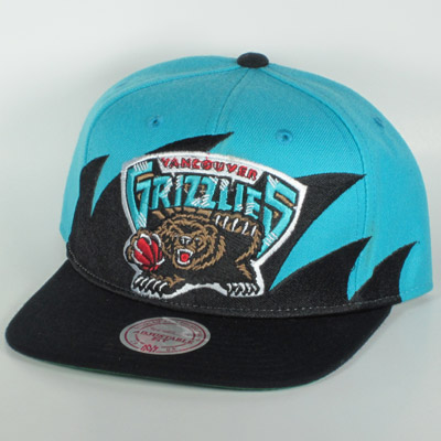 Vancouver Grizzlies Mitchell & Ness Snapback